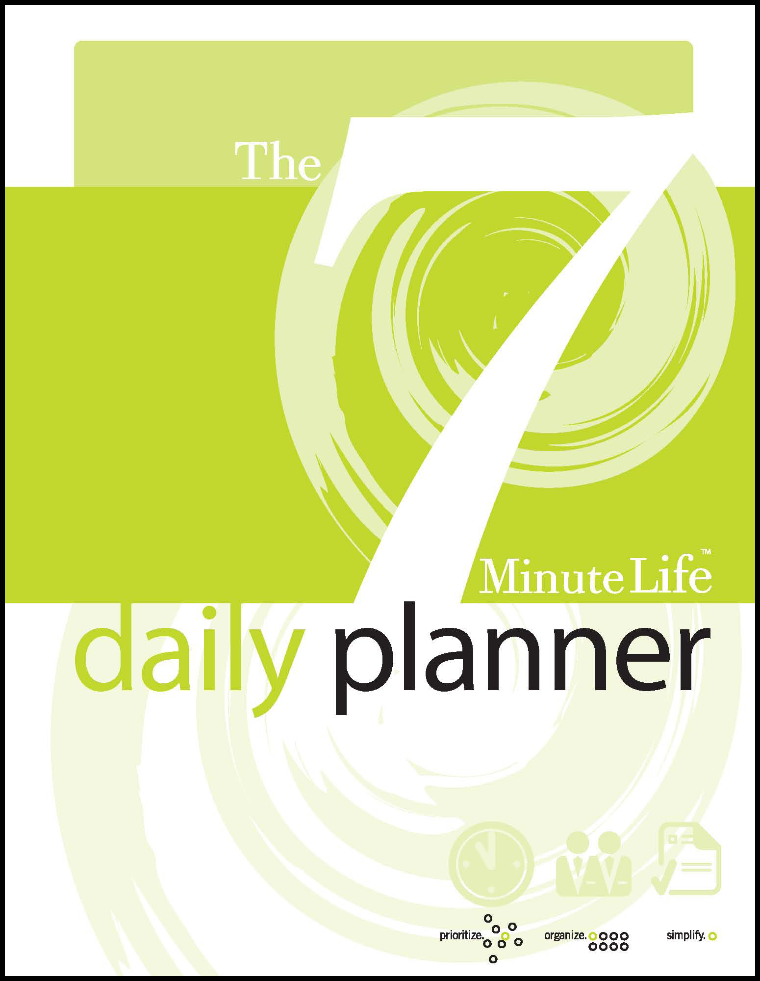 Daily Planner Covers