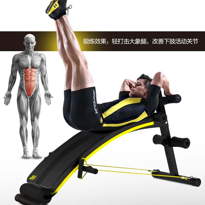Bench Workouts For Abs Workoutwalls