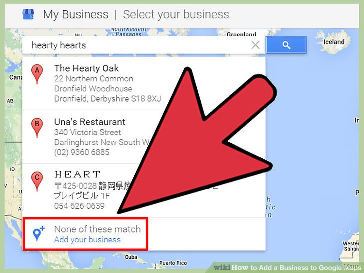 How To Add A Business To Google Maps 13 Steps With Pictures