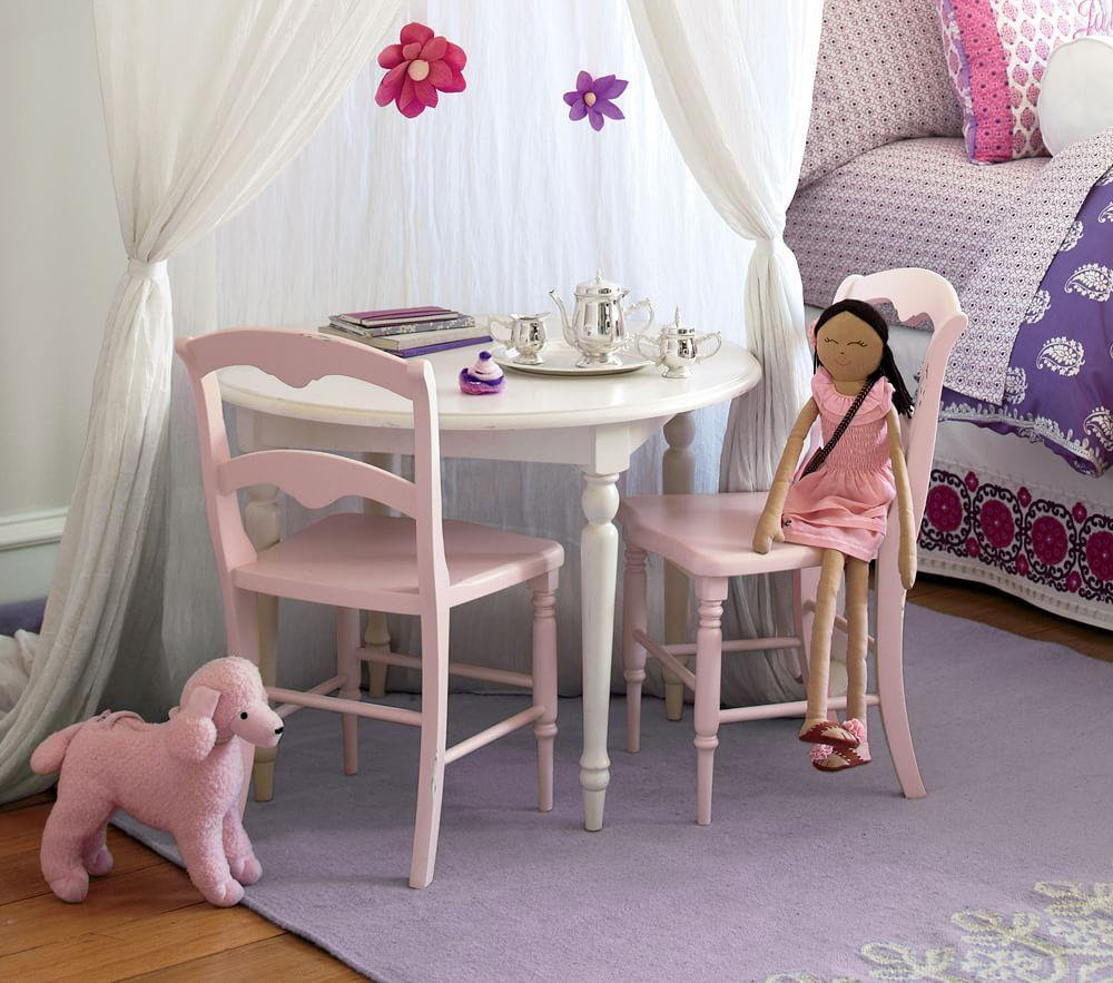 Best Photos Of Pottery Barn Kids Table Homkids