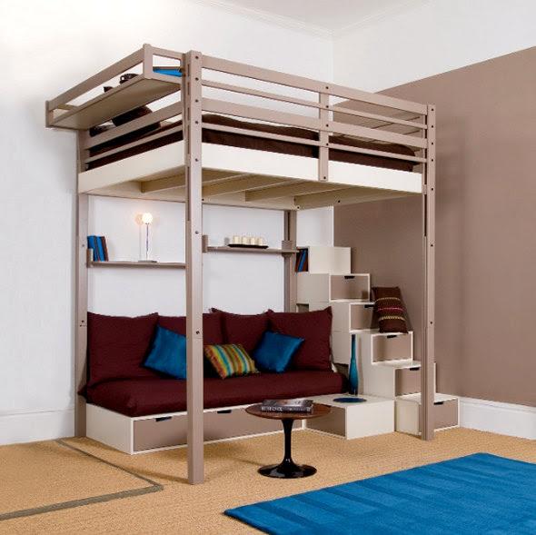 32 Interior Design Ideas for Loft Bedrooms - Interior ...
