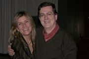 Con Cristina Narea