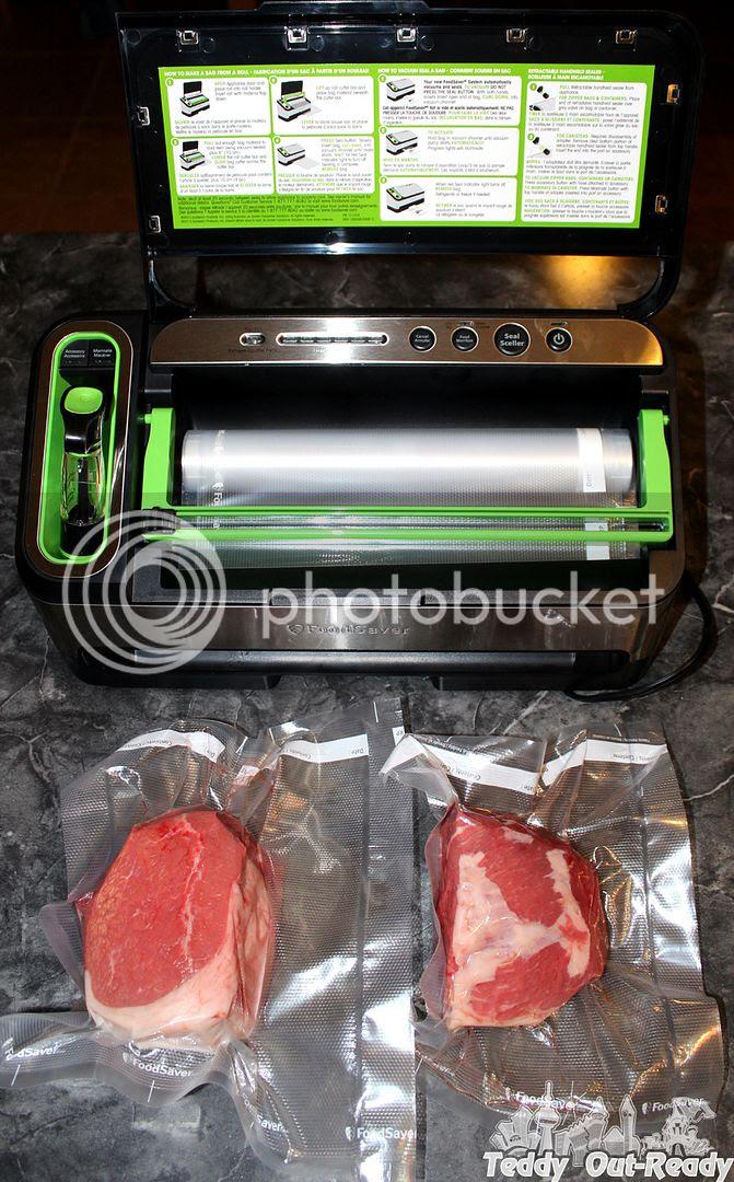 FoodSaver Beef