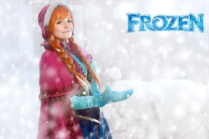 Frozen - Princess Anna of Arendelle by MaceRider