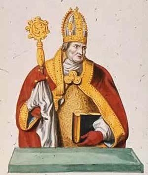 Saint Willehad, Premier évêque de Brême († 789)