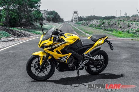 Bajaj Pulsar RS 200 Review at Chakan Plant Test Track