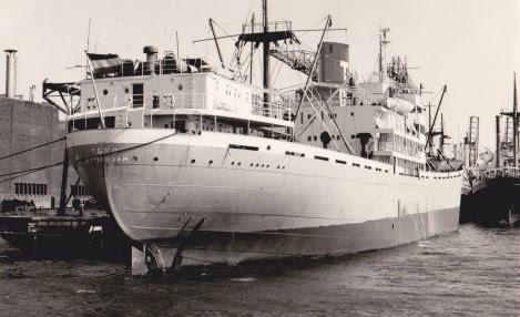TERO - idv.1949-1967 Imo.5356129 - Mij.Vrachtvaart.