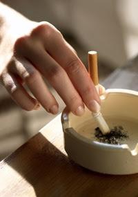 O Inca sugere que os fumantes escolham uma data para ser o primeiro dia sem cigarro