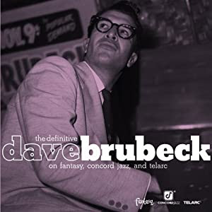 Dave Brubeck - The Definitive Dave Brubeck cover