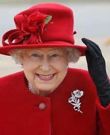 Queen Elizabeth's glove maker Genevieve Lawson's creations