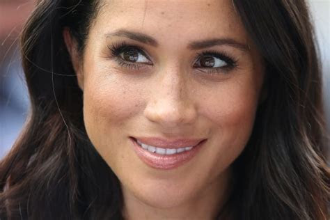 Meghan Markle freckles: How the Duchess of Sussex shows