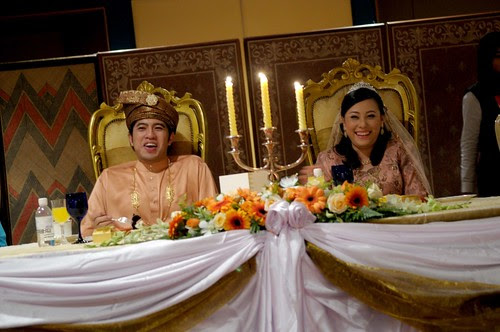 Reception @ Merak Kayangan