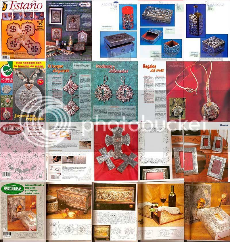 arte ruso manualidades, revistas digitales pdf