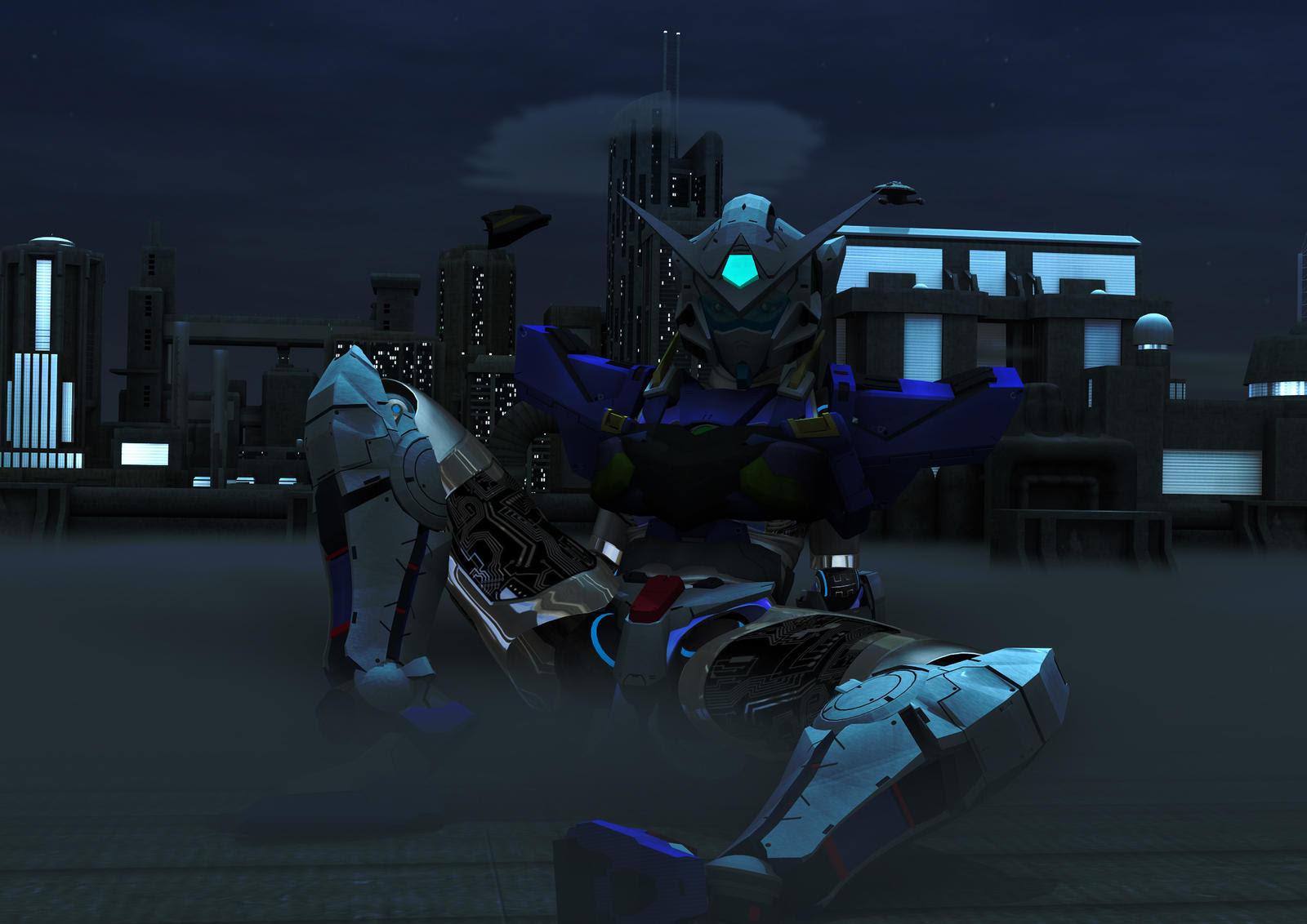 Mechanical Maiden Morpica JasonCanty EvilEliot