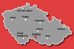b55a675861 Dačice Mapa