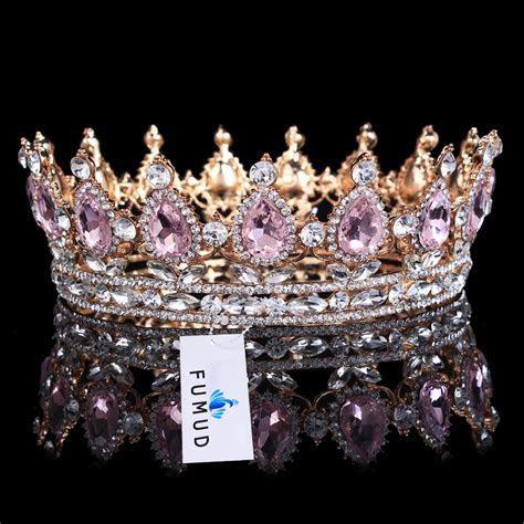 Online Buy Wholesale tiara pink from China tiara pink
