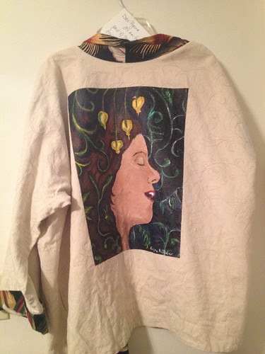 """""""Pattern of a Life"""" a jacket for Kate Munger"""