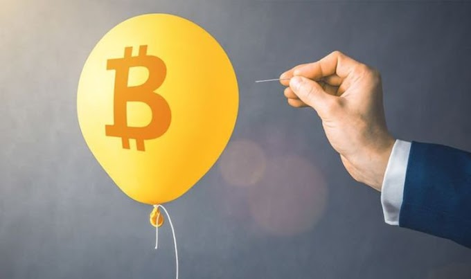 Bitcoin bubble will BURST - Experts weigh in on 'volatile' future of cryptocurrency