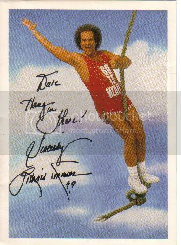 Richard Simmons Fitness Guru Pictures, Images and Photos