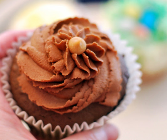PB Lovers Cupcake
