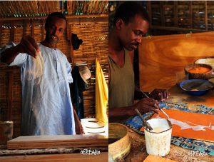 Afreaka: A mágica da técnica – A arte dos quadros de areia