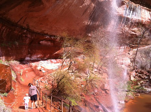 Zion - Emerald Pools trail