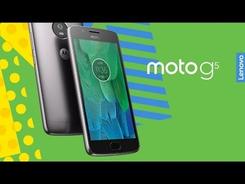 Moto G5 Plus arriving in India on March 15