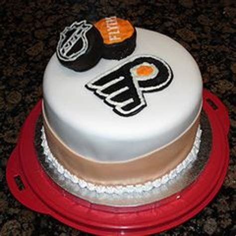 Philadelphia Flyers Wedding Cake Ideas and Designs