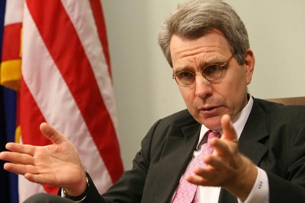 Завтра Закарпаття відвідає Посол США Джеффрі Пайєтт