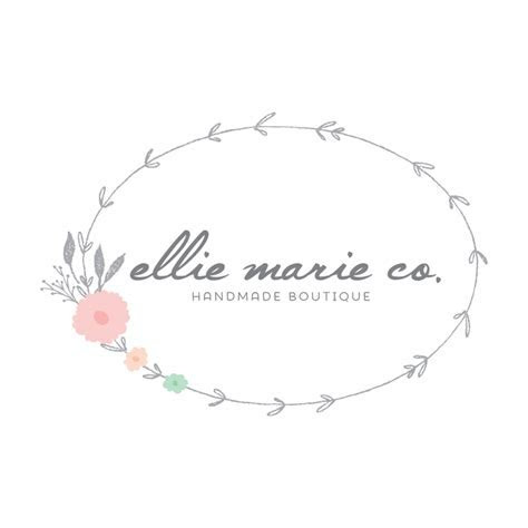 Simple & Sweet Premade Logo Design   Customized with Your