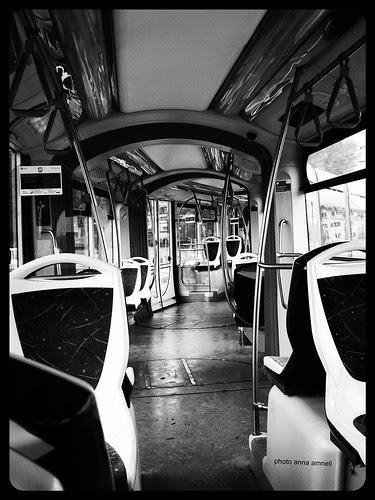 Streetcars in Zagreb