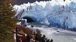 Glaciar deshielo