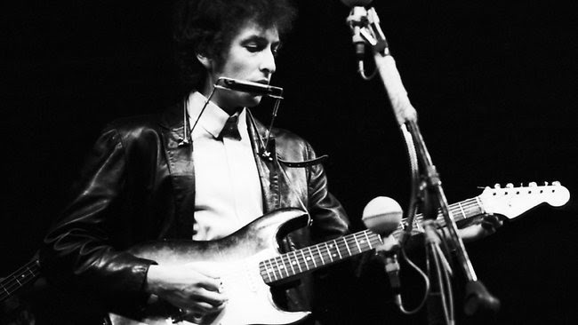 Image result for bob dylan newport 1965 guitar
