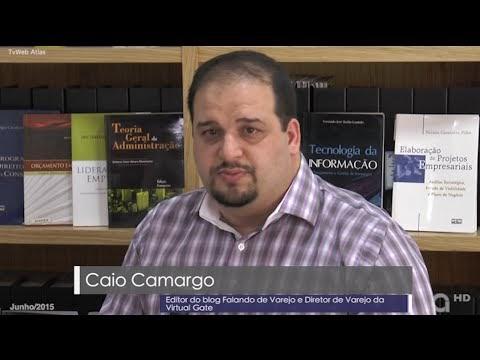 Entrevista: Caio Camargo