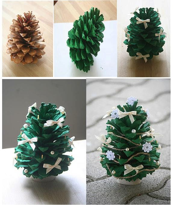 21 DIY Christmas Decorations  World inside pictures