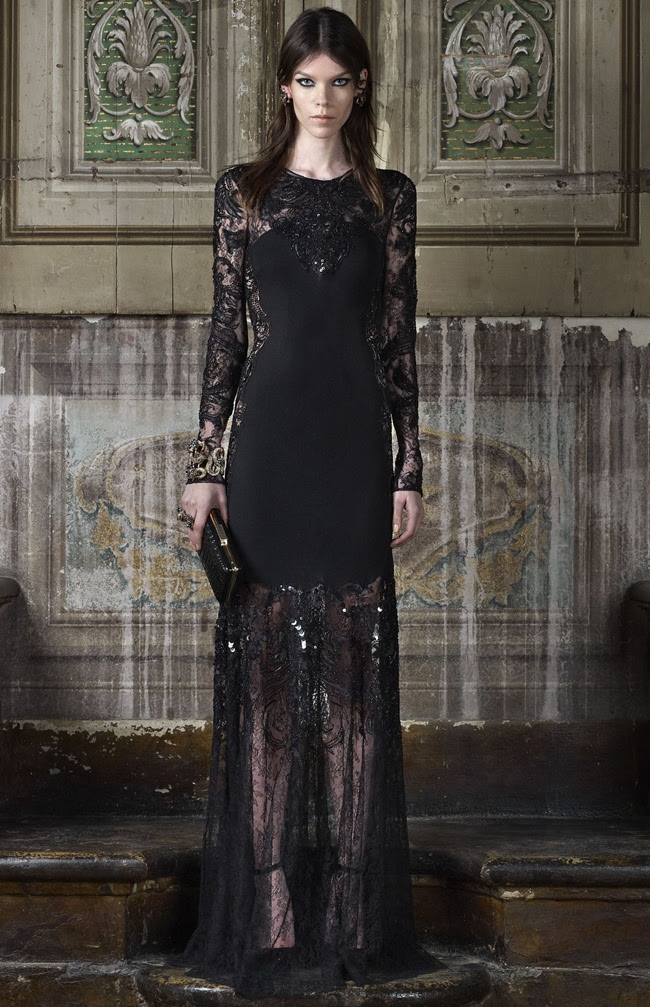 f Roberto Cavalli Pre-collection FW 2013-14