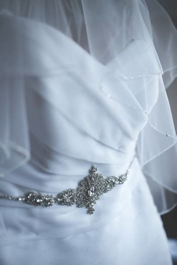 The Seven Stages Of Wedding Gown Cleaning & Preservation