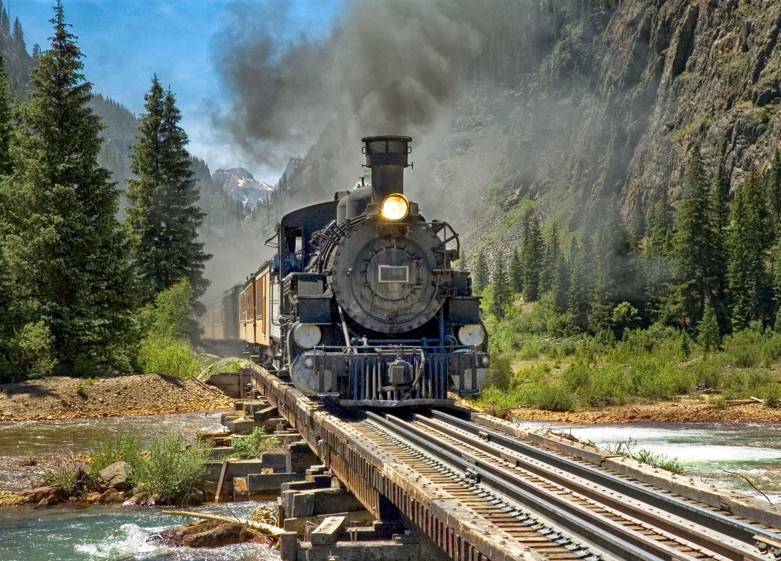 Luxury Train Travel  Luxury American Train Travel