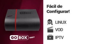 GOBOX EASY NOVA ATUALIZAÇÃO V1.024 - 28/05/2018