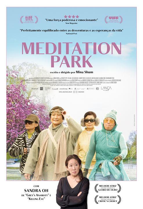 Meditation Park : Poster