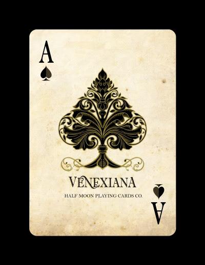 Venexiana Ace of spades