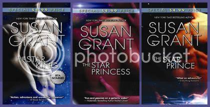 Susan Grant Star Prince