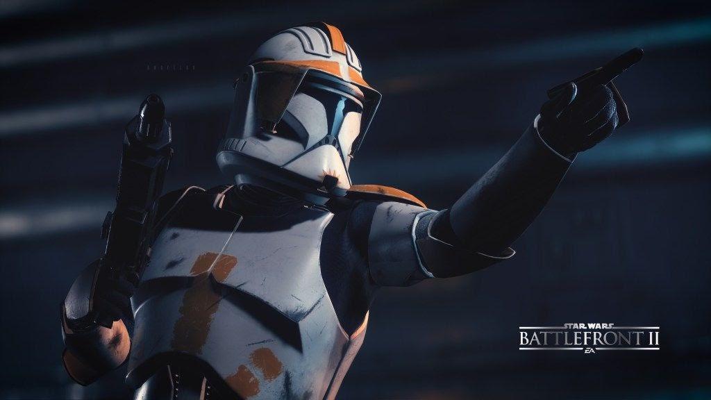 Darth Blog Star Wars Battlefront 2 Wallpaper Clones