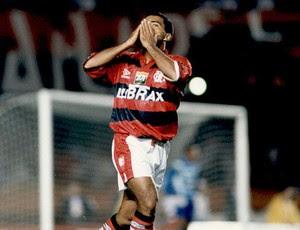 Romário Flamengo 1995
