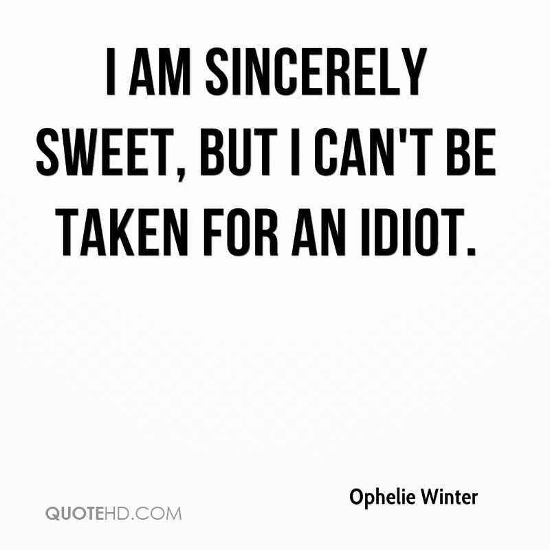 Ophelie Winter Quotes Quotehd