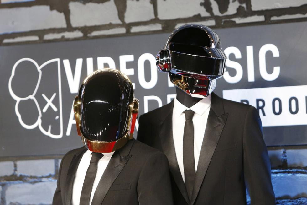 Daft Punk - Prémios MTV REUTERS