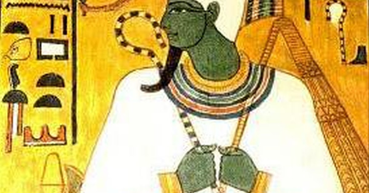 a description of osiris as the god of death vegetation and fertility Death and resurrection served as the god of fertility/vegetation of mythical dying/rising god tale in that they associated osiris with both the.