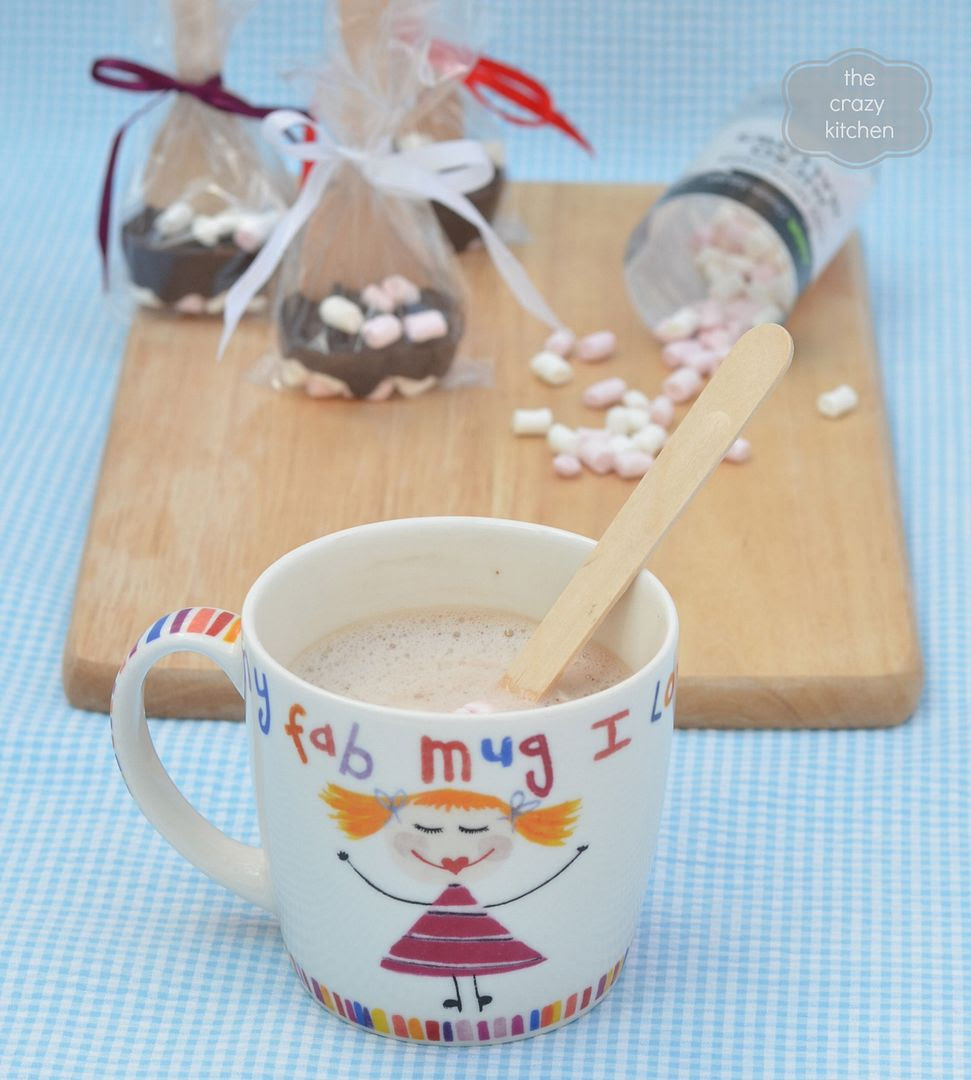 The Crazy Kitchen Gifts For Teachers Hot Chocolate Spoons