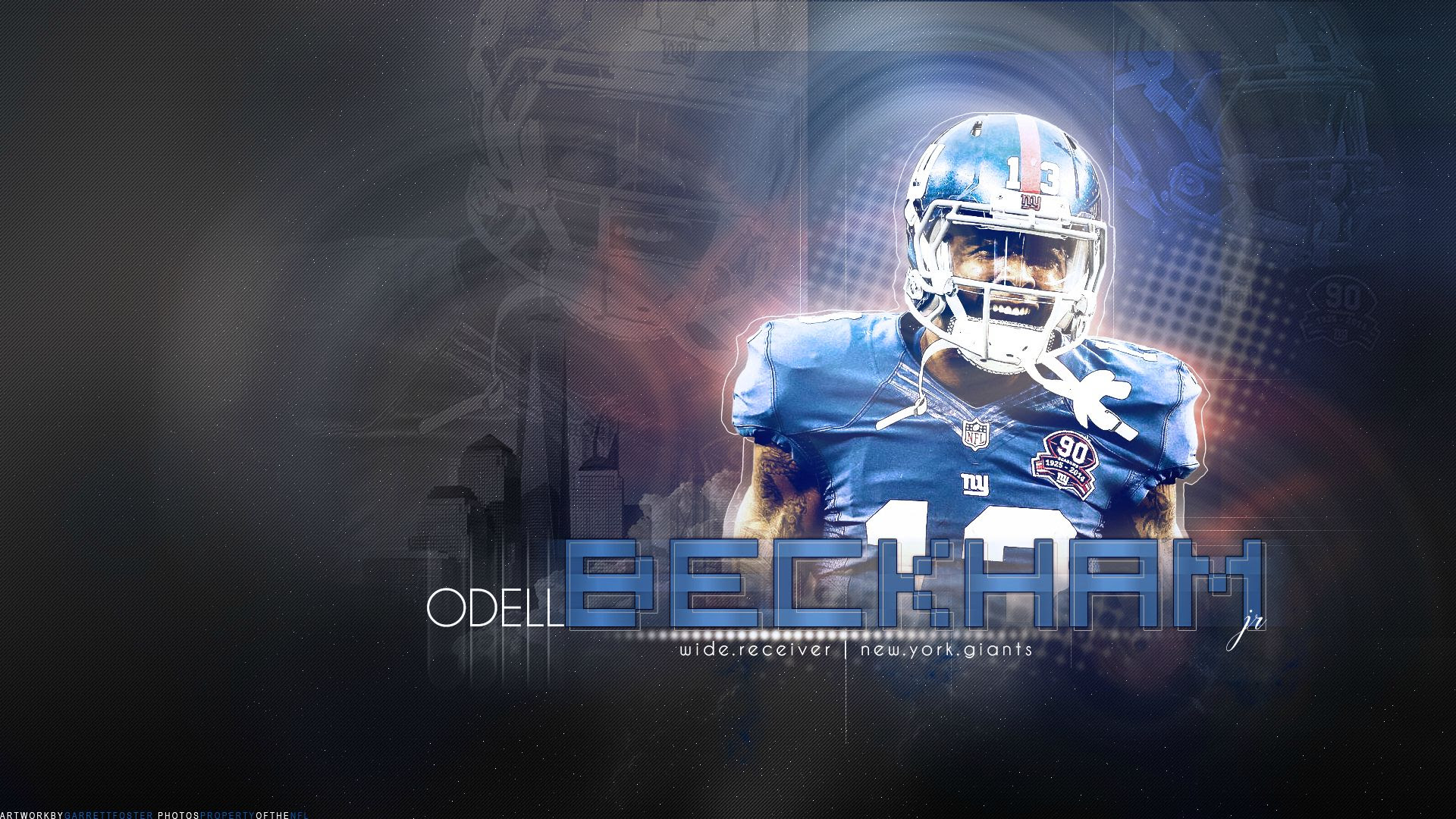 Obj Wallpaper I Just Finished 1920x1080 Nygiants