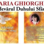 Maria Ghiorghiu-prima lansare de carte!